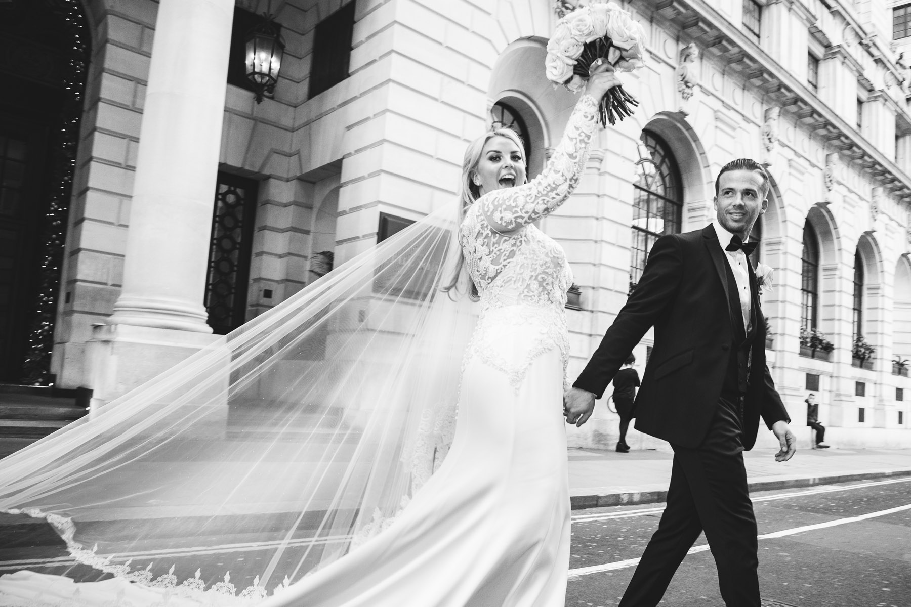 A Lavish London Wedding at The Ned